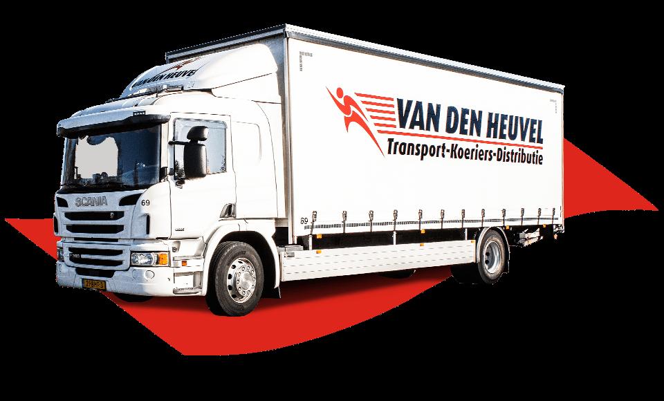 Partner logistiek Woodfield van den Heuvel