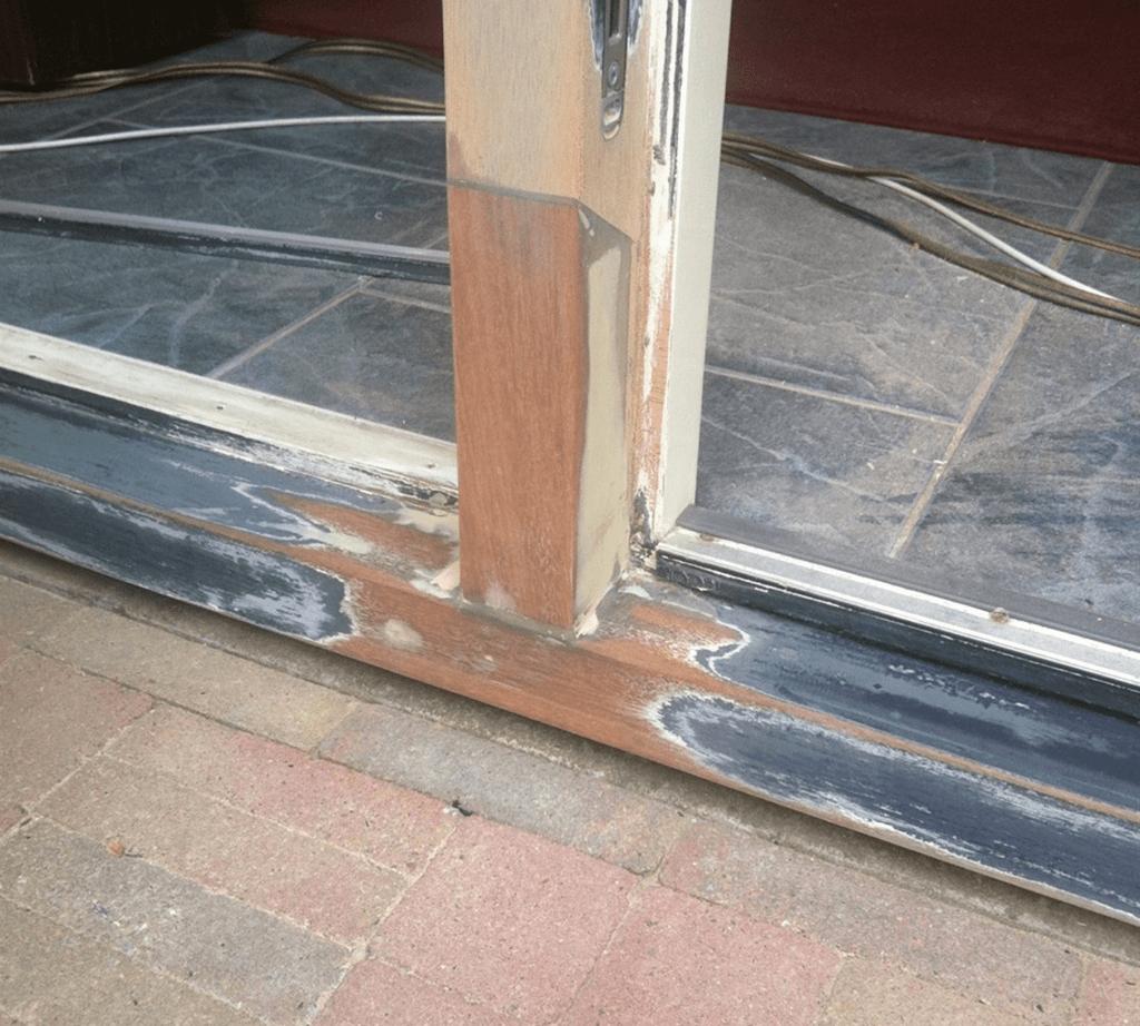 Opleiding houtrotreparatie