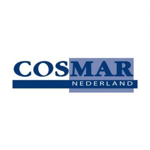 Logo Cosmar stucmaterialen Woodfield