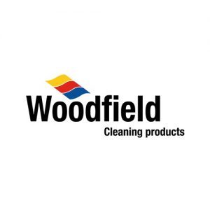 Logo Woodfield cleaning products