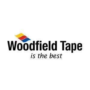 Logo Woodfield Tape