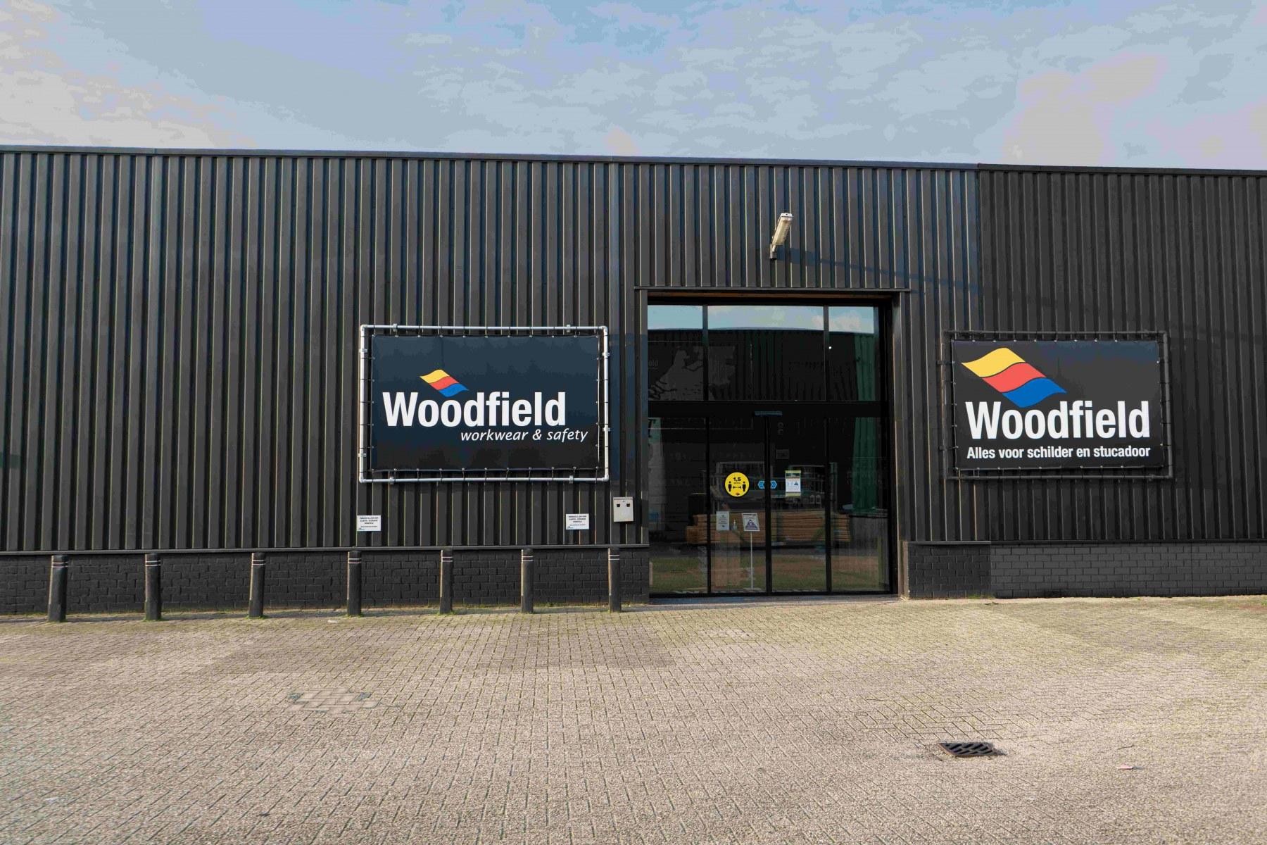 Pand Woodfield Nijmegen