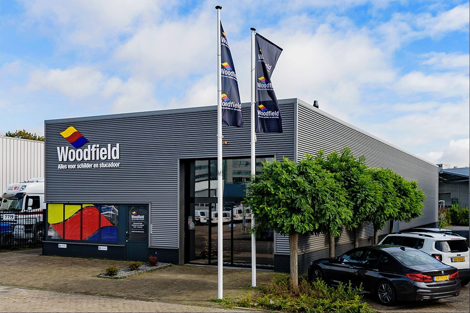 Pand Woodfield Eindhoven