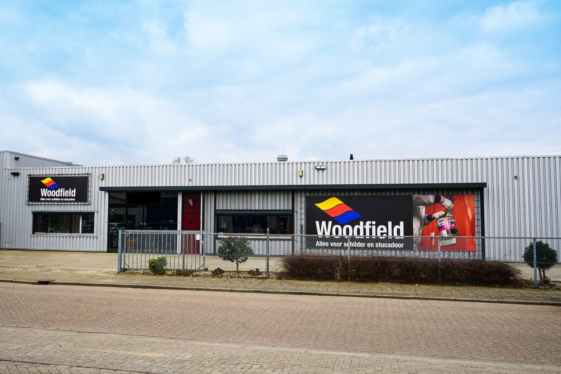Buitenkant Woodfield Roermond